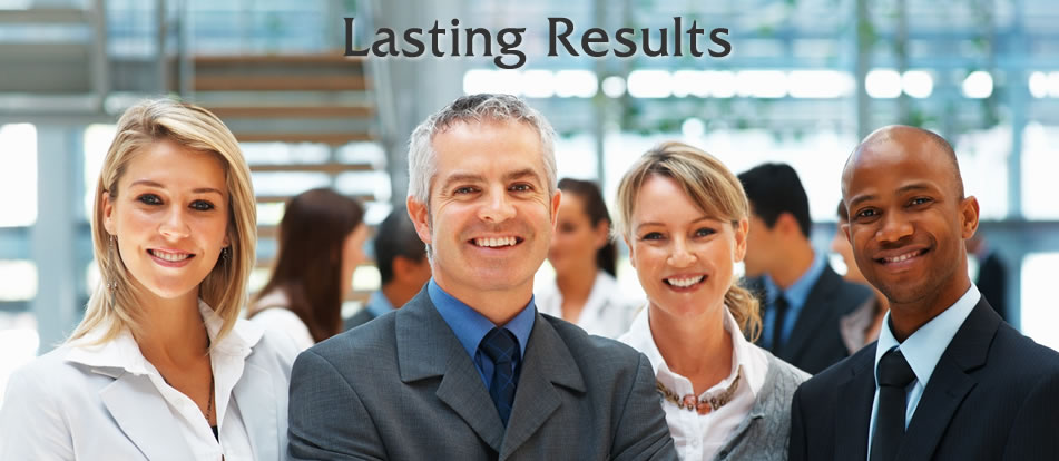 lasting results